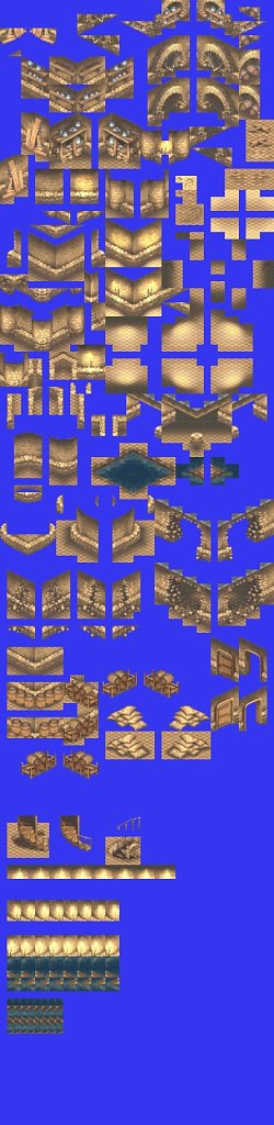 pixeal art tileset for baldur's gate dark allaiance GBA